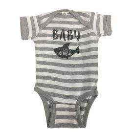 Infant Baby Shark Onesie