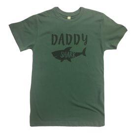 Men's Daddy Shark T-Shirt
