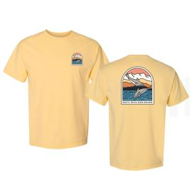 Adult Crew Neck Dolphin T-Shirt