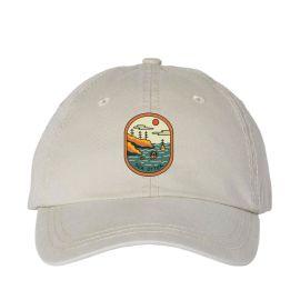 Sea Otter Stone Cap