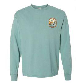 Sea Otter Pull-Over Fleece Sweatshirt