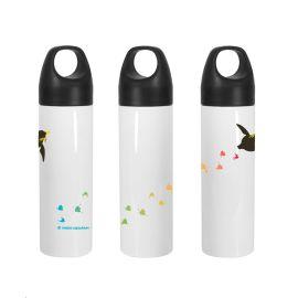 Penguin Footsteps Stainless Steel Water Bottle