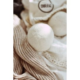 6 Pack 100% New Zealand Wool Dryer Balls